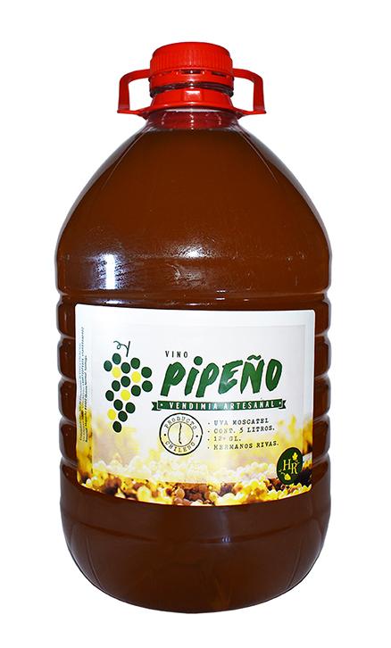 Vino Pipeño 5lts